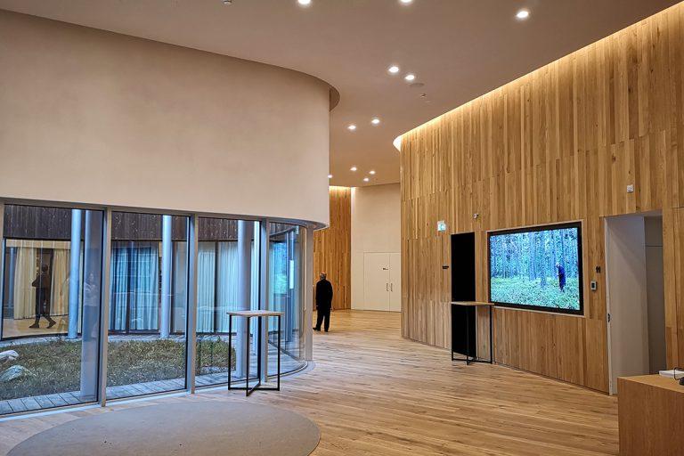 Arvo Pärt Center, 2018 / Nieto Sobejano architects