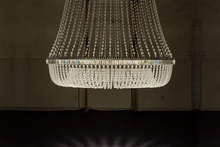 Begemot chandelier Moscu, 2015 / Adam Bresnick architects