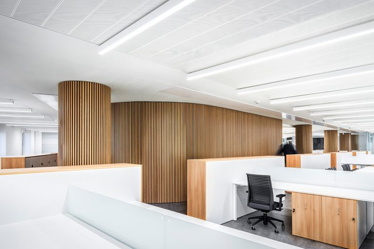 Seguros Ocaso Heardquarters, 2016 / EAS architects