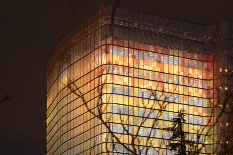 Torre 30, 2016 / Ruiz Barbarin architects / photo: ImagenSubliminal
